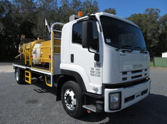 2010 Isuzu FVR 1000 Long 4x2 truck for sale Midcoast Trucks