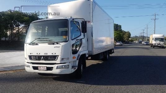 2012 Fuso Fighter 1024 - Trucks for Sale
