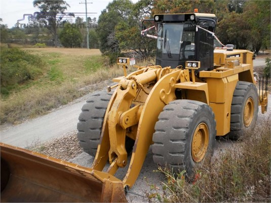 2007 Caterpillar 990H Heavy Machinery for Sale