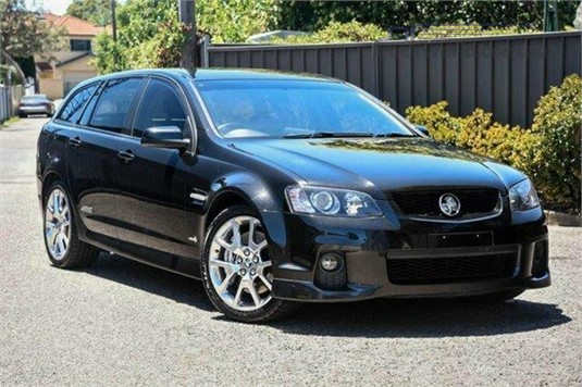 2011 Holden Commodore Ve Ii Ss V Sportwagon Redline Wagon Light