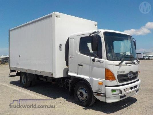 2006 Hino FD1J - Trucks for Sale