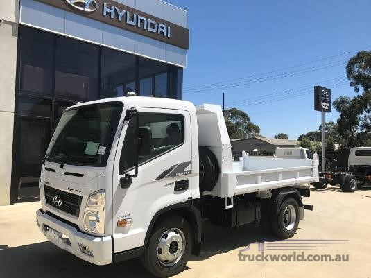 2018 Hyundai Mighty EX6 SWB Factory Tipper AD Hyundai Trucks & Commercial Vehicles - Trucks for Sale