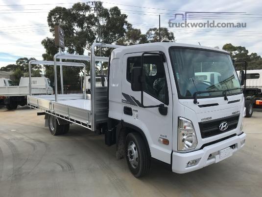2018 Hyundai Mighty EX6 Super Cab MWB - Truckworld.com.au - Trucks for Sale