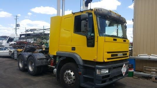 2000 Iveco Eurotech MP4500 - Trucks for Sale
