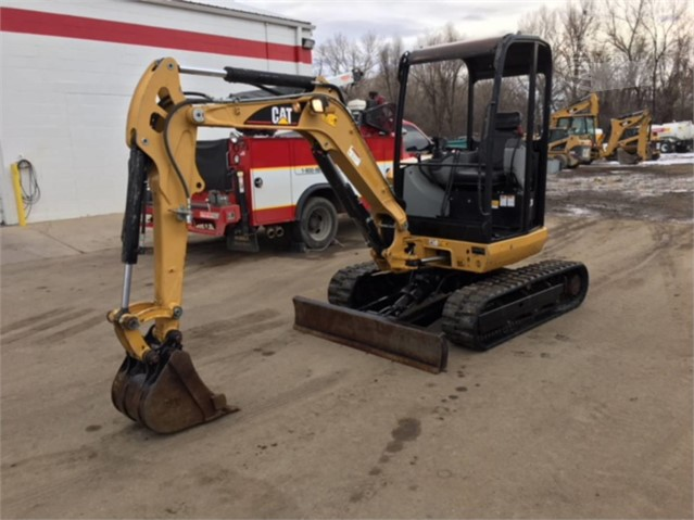 2014 CAT 302 7D CR For Sale In Fort Collins, Colorado | www