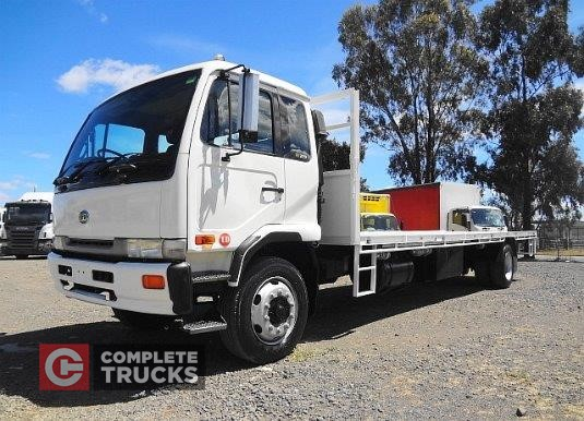 1999 Nissan Diesel UD PK220 Complete Equipment Sales Pty Ltd - Trucks for Sale