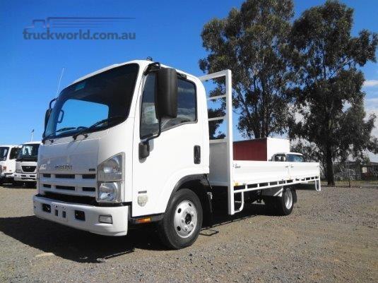 2008 Isuzu NNR 200 - Truckworld.com.au - Trucks for Sale