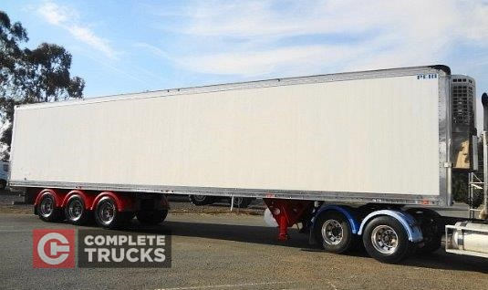 2001 Peki Refrigerated Trailer Complete Equipment Sales Pty Ltd - Trailers for Sale