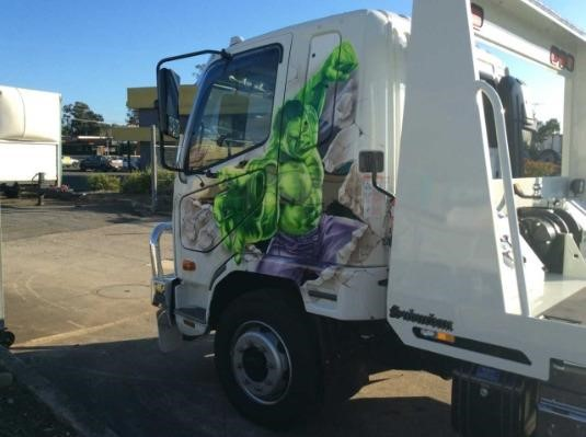 2019 Fuso Fighter 1427 - Trucks for Sale
