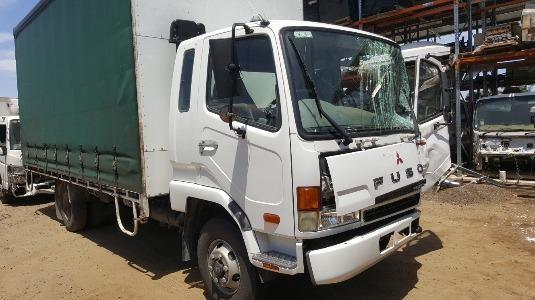 2007 Mitsubishi Fuso FIGHTER FK617 - Trucks for Sale