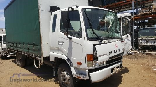 2007 Mitsubishi Fuso FIGHTER FK617 - Trucks for Sale