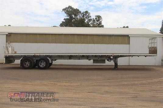 2008 Southern Cross Extendable Flat Top Trailers for Sale
