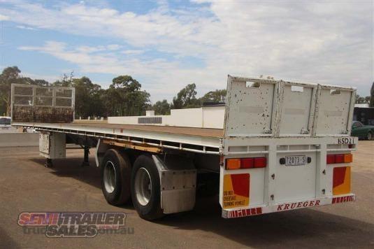 2008 Southern Cross Extendable Flat Top - Truckworld.com.au - Trailers for Sale