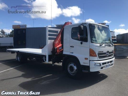 2008 Hino 500 Series 1527 XLong Trucks for Sale