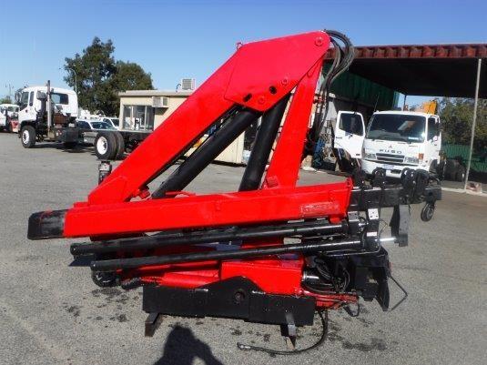 2010 Hmf 735 - Cranes & Tailgates for Sale