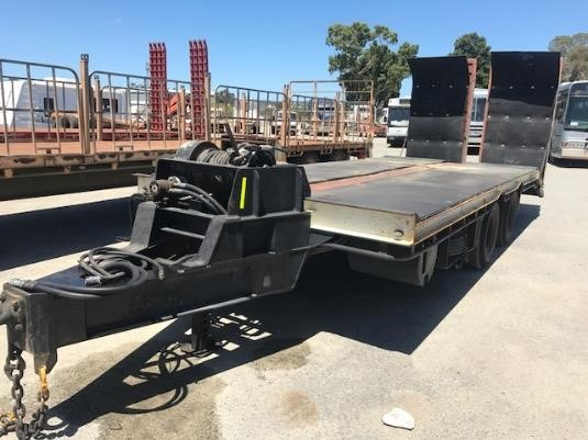 2007 PG Body Builders Tag Trailer - Trailers for Sale