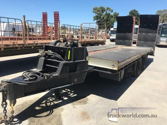 2007 PG Body Builders Tag Trailer Trailers for Sale