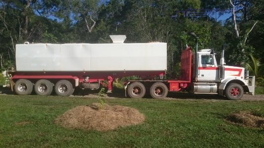 2014 Ross Allen Tanker Trailer - Truckworld.com.au - Trailers for Sale