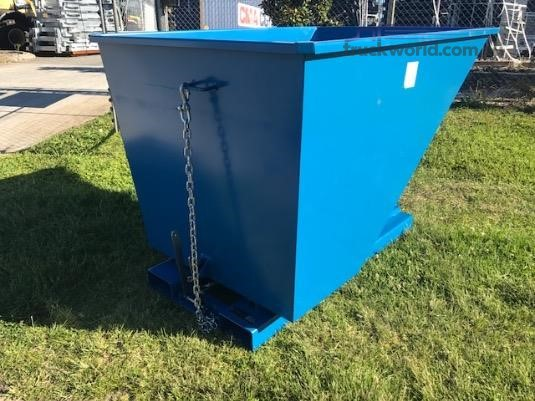 0 Accessories & Forklift Parts Forklift Tipping Bin - Parts & Accessories for Sale