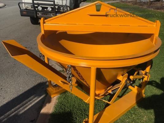2018 Concrete Kibbles 1500KG - Concrete Equipment for Sale