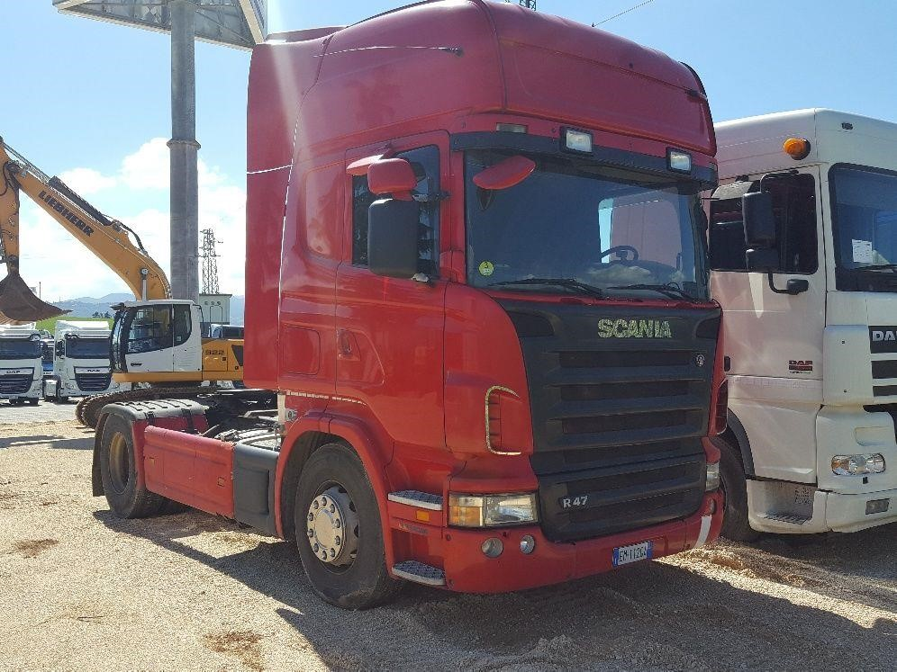 Scania R470 Usato