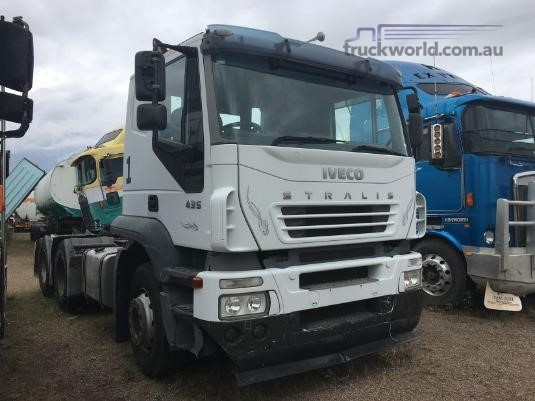 2006 Iveco Stralis Coast to Coast Sales & Hire - Trucks for Sale