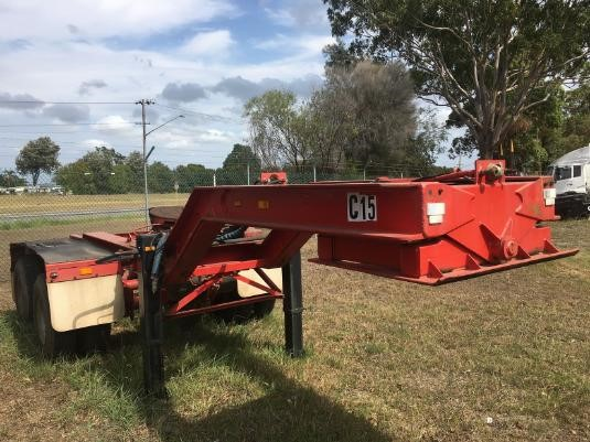 1987 Neil Mansell Dolly Trailer - Trailers for Sale