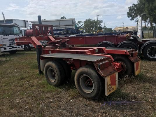 1987 Neil Mansell Dolly Trailer Coast to Coast Sales & Hire - Trailers for Sale
