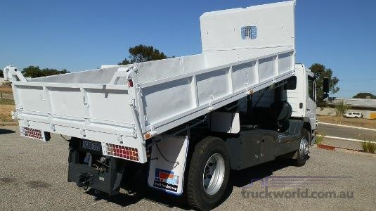 2007 Mercedes Benz Atego 1623 Truck Traders WA - Trucks for Sale