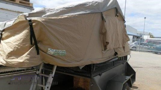 2010 Custom Custom Trailer Truck Traders WA - Trailers for Sale