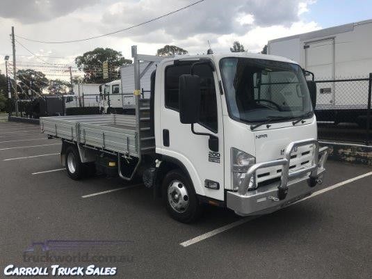 2015 Isuzu NPR 200 Medium Carroll Truck Sales Queensland - Trucks for Sale