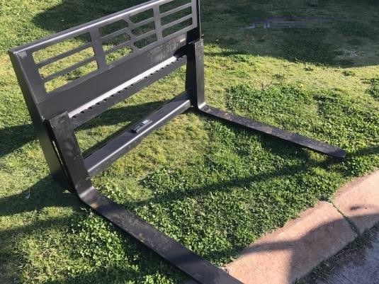 0 Barrett Skid Steer Pallet Forks - Parts & Accessories for Sale