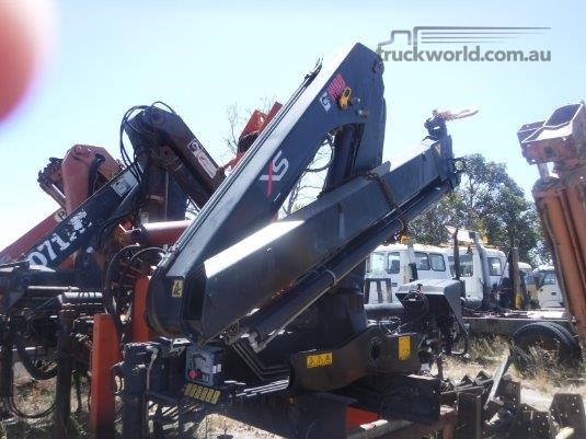 2010 Hiab Crane Raytone Trucks - Cranes & Tailgates for Sale