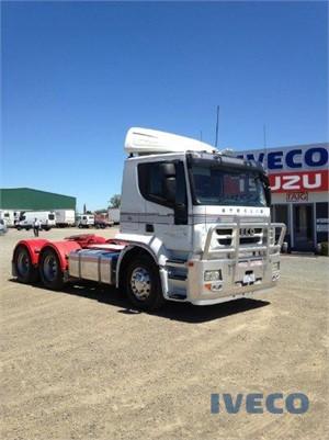 2011 Iveco Stralis ATi460 Iveco Trucks Sales - Trucks for Sale