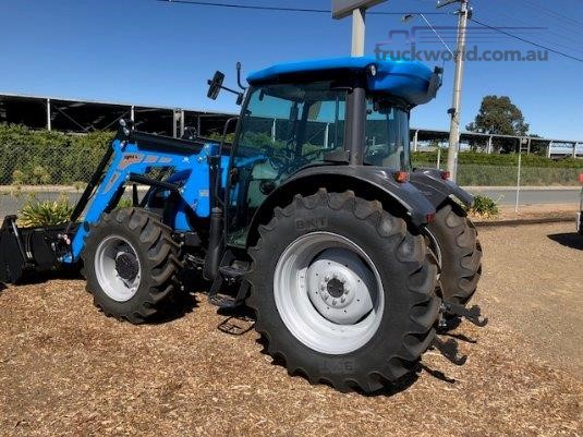 2017 Landini Powerfarm 100HC Taig Bros  - Farm Machinery for Sale