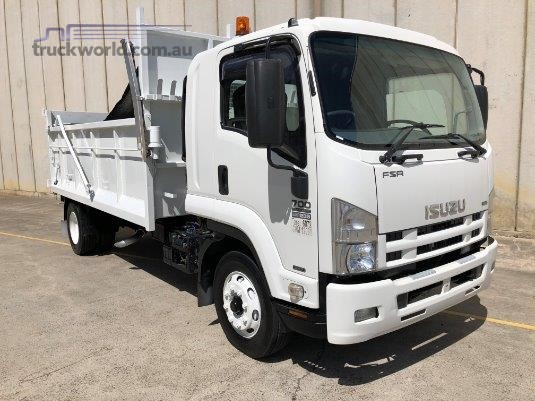 2009 Isuzu FSR 700 Long - Truckworld.com.au - Trucks for Sale