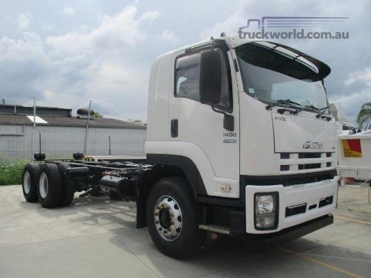 2010 Isuzu FVZ 1400 Auto Rocklea Truck Sales - Trucks for Sale