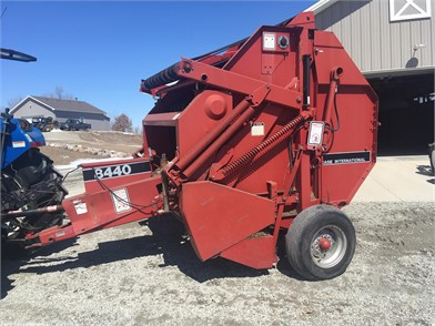 Case Ih Round Balers Auction Results In Minnesota - 16