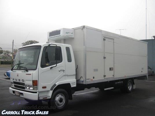 2007 Mitsubishi Fuso FIGHTER FK60 Carroll Truck Sales Queensland - Trucks for Sale