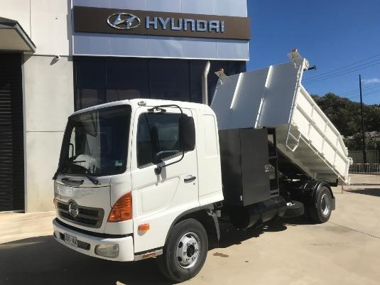 2004 Hino 500 Series 1024 FD - Wrecking for Sale