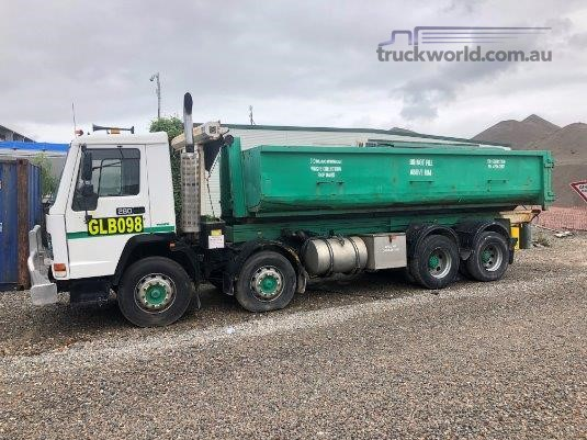 1996 Volvo FL7 - Trucks for Sale