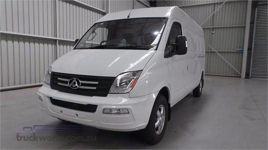 7283466bbdd802 2018 Ldv V80 Lwb Mid Roof Refrigerated Van - Truckworld.com.au - Light