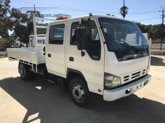 2007 Isuzu NPR 400 Crew Cab Adelaide Quality Trucks - Trucks for Sale