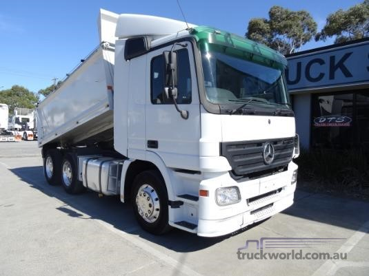2006 Mercedes Benz Actros 2641 Truckworld Au Trucks For