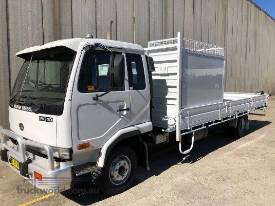2007 UD MK240 - Trucks for Sale