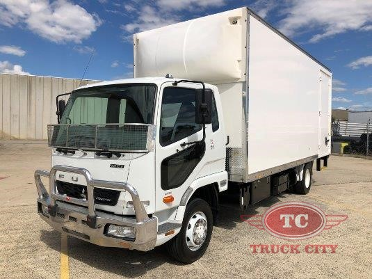 2012 Mitsubishi Fighter 1227 Truck City - Trucks for Sale