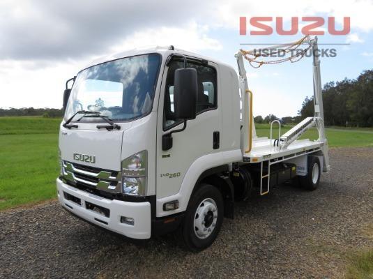 2019 Isuzu FSR 140 120-260 Auto MWB Used Isuzu Trucks - Trucks for Sale