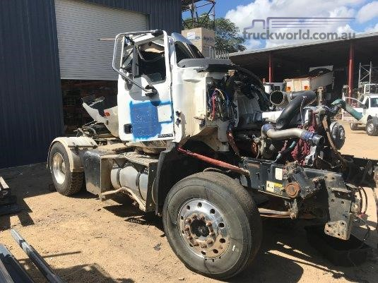 2014 Mack Granite - Wrecking for Sale