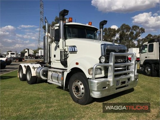 2009 Mack Trident Wagga Trucks - Trucks for Sale
