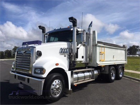 2016 Mack Trident Tipper truck for sale Volvo Commercial ...